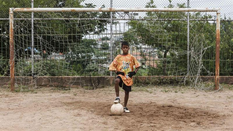 Sao Paulo: Street football in Brazil's biggest city