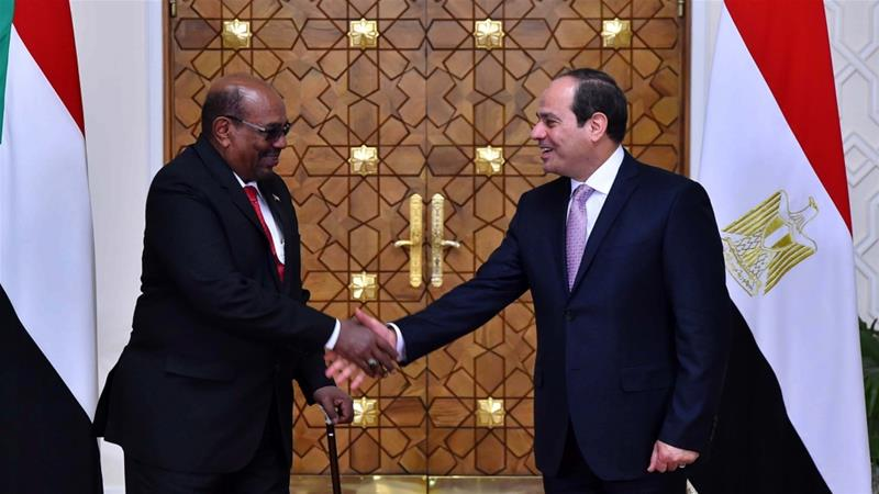 Egypt: Sudan's Bashir arrives in Cairo amid easing tensions