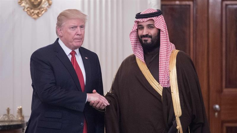 Trump To Press Mohammed Bin Salman To Resolve Gulf Dispute