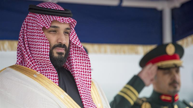 Saudi crown prince seeks the Kingdom's image makeover in United States  marathon tour