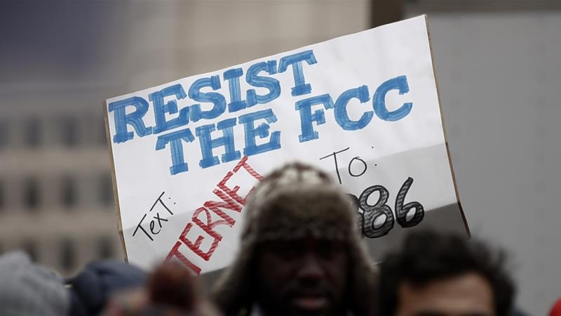 The movement for net neutrality is partnering with tech startups to lobby Congress [Carolyn Kaster/AP Photo]
