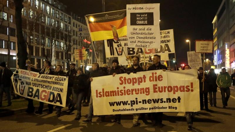 Netherland: No trial for 'shocking' PEGIDA