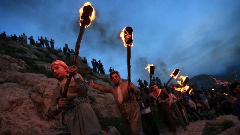 Week in pictures: From Newroz celebrations to Brazil protests