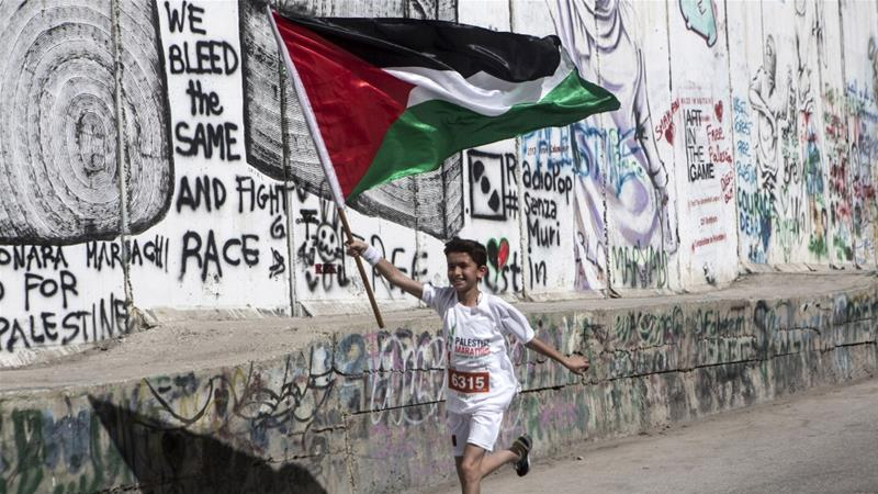 Palestine Marathon puts spotlight on right of movement