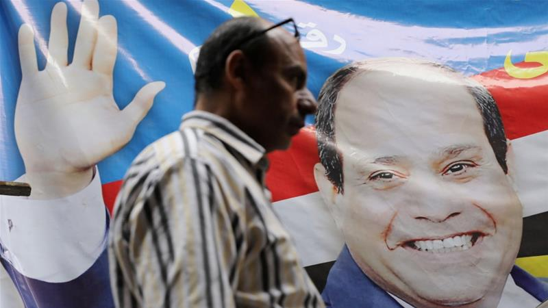 Several journalists have been arrested since Abdel Fattah el-Sisi announced his re-election bid [File: Reuters]
