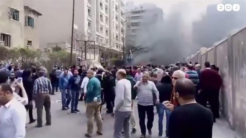 Egypt's ministry of interior said the attack was an assassination attempt against Major General Mostafa al-Nemr [Al Jazeera]