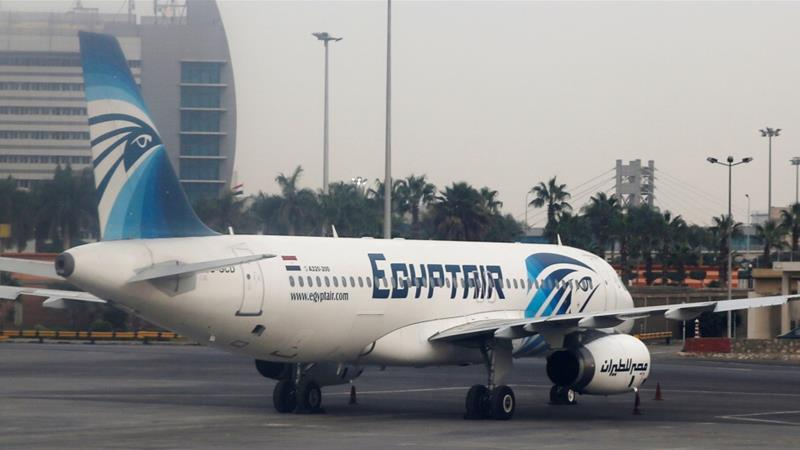 EgyptAir will fly three times a week to Erbil as of April 13 [AA Dalsh/Reuters]