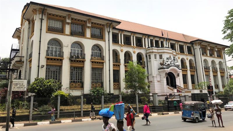 Sierra Leone: Court puts break on presidential runoff