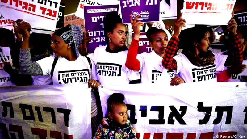 Is Israel's plan to deport 40,000 African refugees racist?