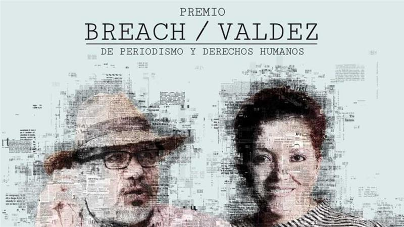 The UN-Mexico Breach-Valdez award will be presented on May 3, which is also World Press Freedom Day [Source: ONU Mexico]