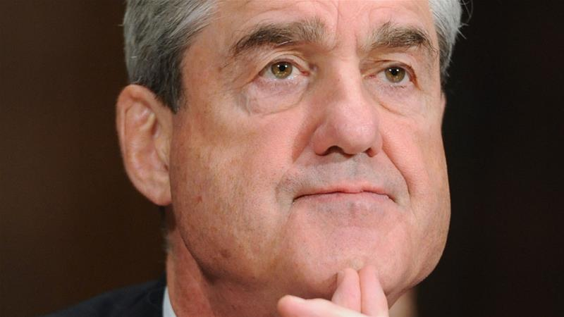 Robert Mueller is investigating Russian meddling in the 2016 American elections and is a former FBI director [Michael Reynolds/EPA]