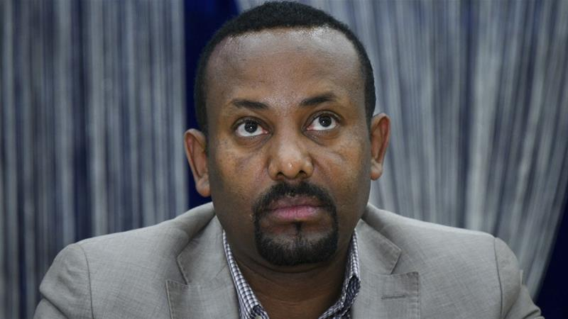 Abiy Ahmed sworn in as Ethiopia's prime minister