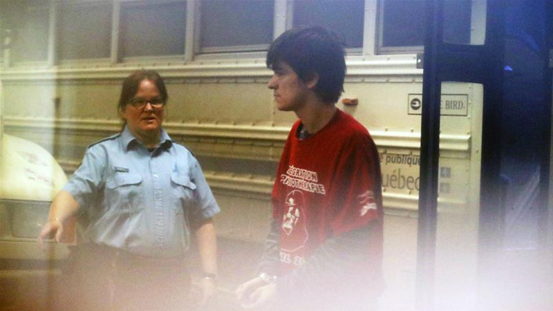 Alexandre Bissonnette: Shooter In Deadly Quebec Mosque Attack Pleads Guilty
