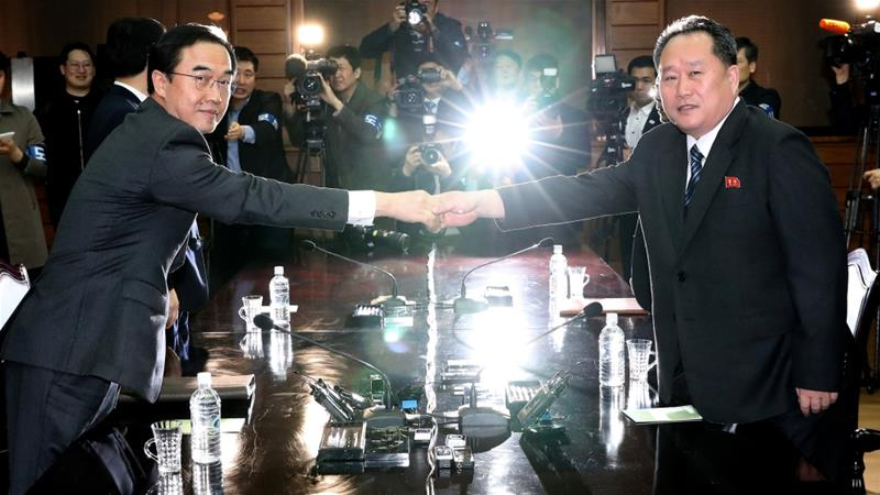 Date set for first inter-Korean summit since 2007