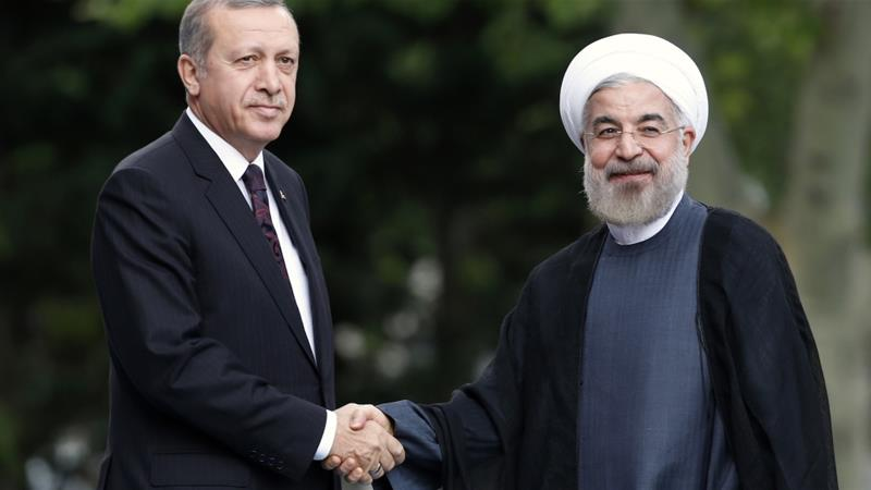 The three most independent actors in the region - Iran, Qatar, and Turkey - all had to fight hard for their foreign policy independence, writes Mann Leverett [Reuters]