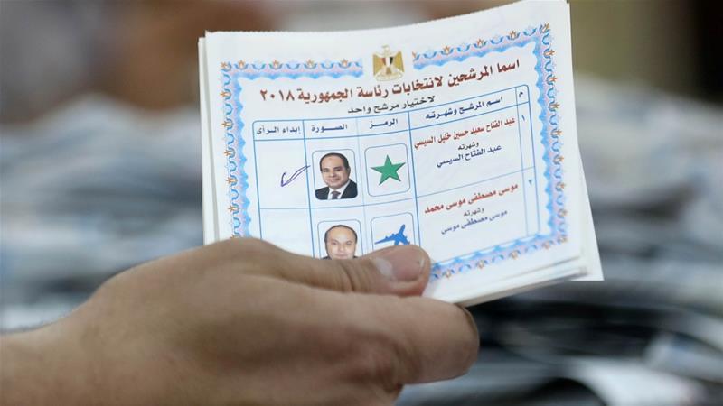 Big Turnout In Tunisia >> El-Sisi wins Egypt election with 92 percent: state media   Egypt News   Al Jazeera