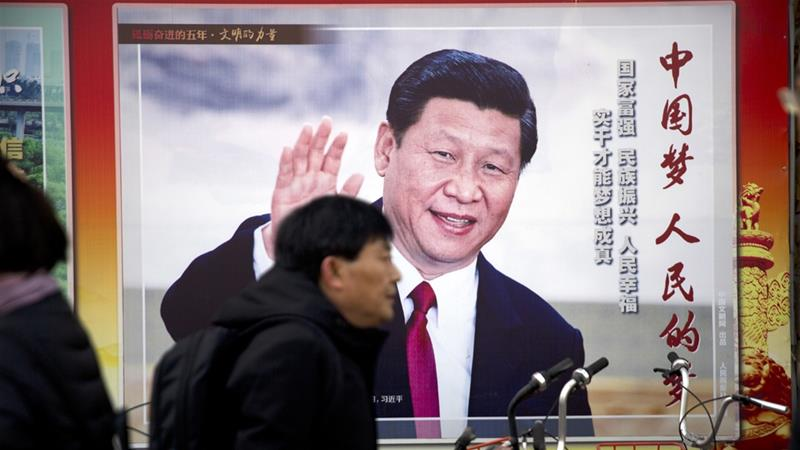 Media in the service of Xi Jinping