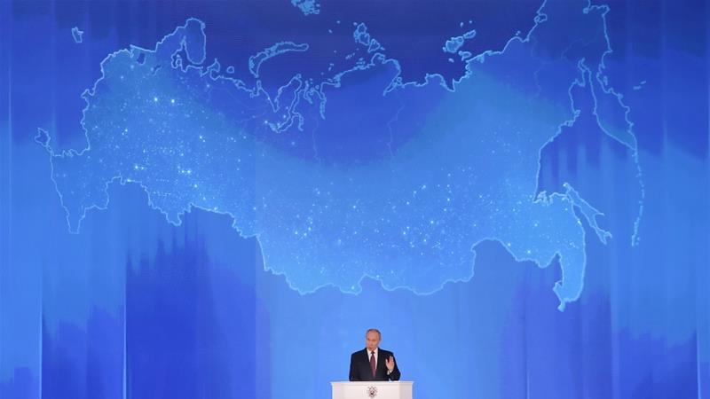 Putin: Unlike US, Russia Didn't Use Nukes against Other Countries