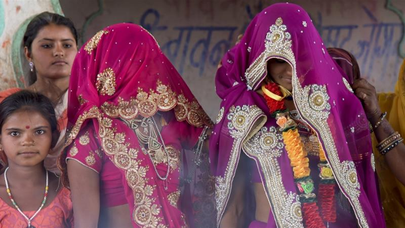 UN: 12 million girls married during childhood annually