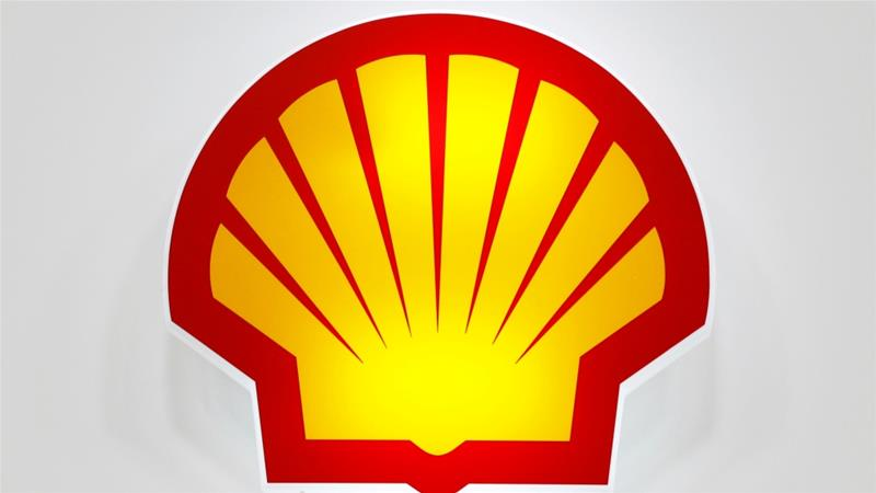 FILE PHOTO: The Shell logo is seen at the 20th Middle East Oil and Gas Show and Conference (MEOS 2017) in Manama, Bahrain, March 7, 2017. [Photo/Hamad I Mohammed/Reuters]