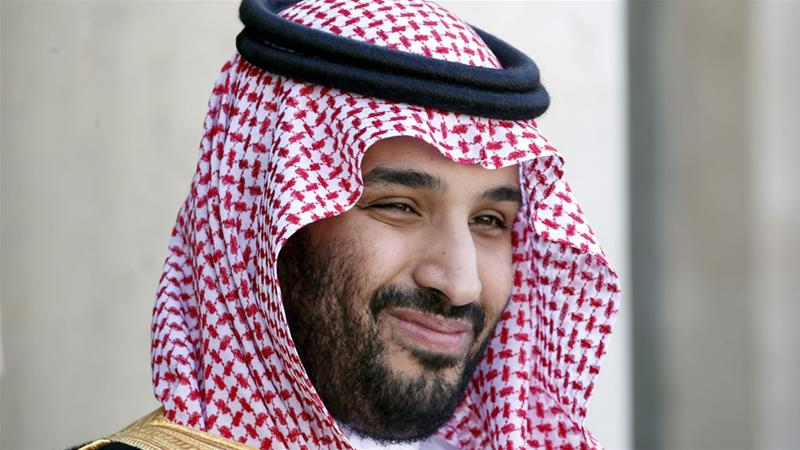 Why Mohammed bin Salman is in the US