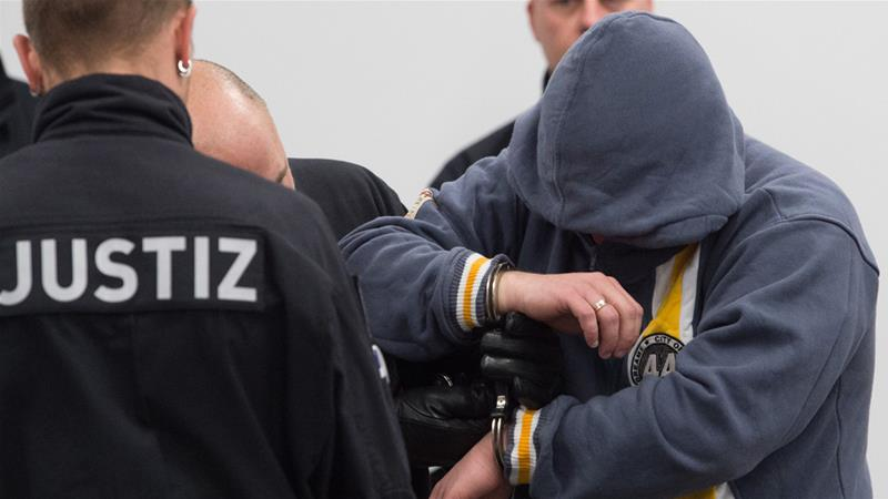 German far-right 'terror' group faces verdicts for attacks