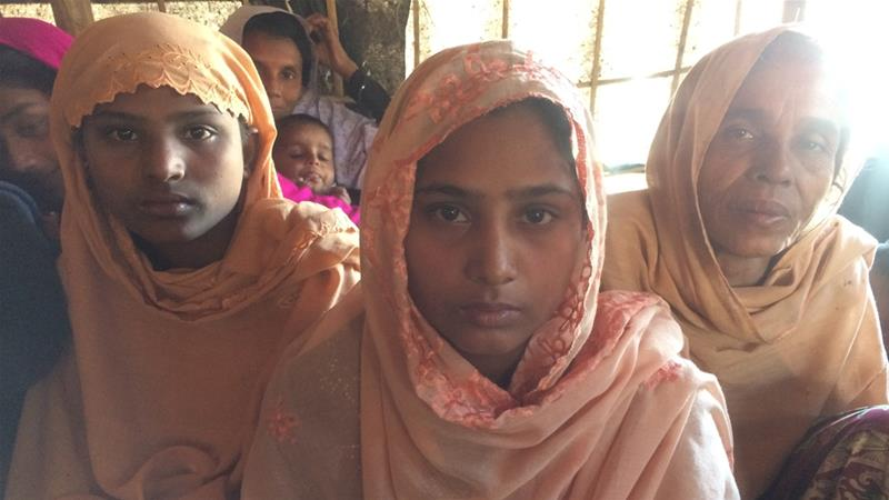 Brides and Brothels: The Rohingya Trade