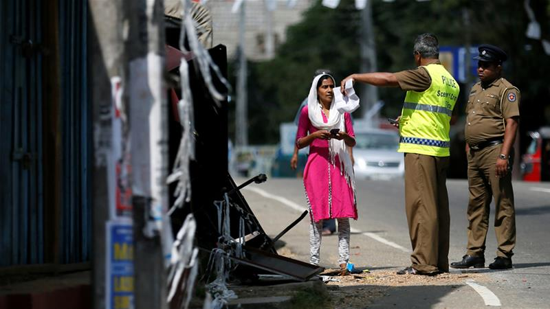 Sri Lanka: Muslims fear more attacks during Friday prayers