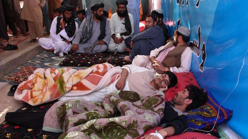 Afghanistan: Hunger strike ends after Ulema Council intervenes