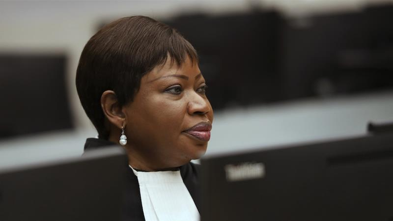 Fatou Bensouda, the chief prosecutor for the International Criminal Court, filed for the arrest of the suspected war criminal on March 20th [File: AP]