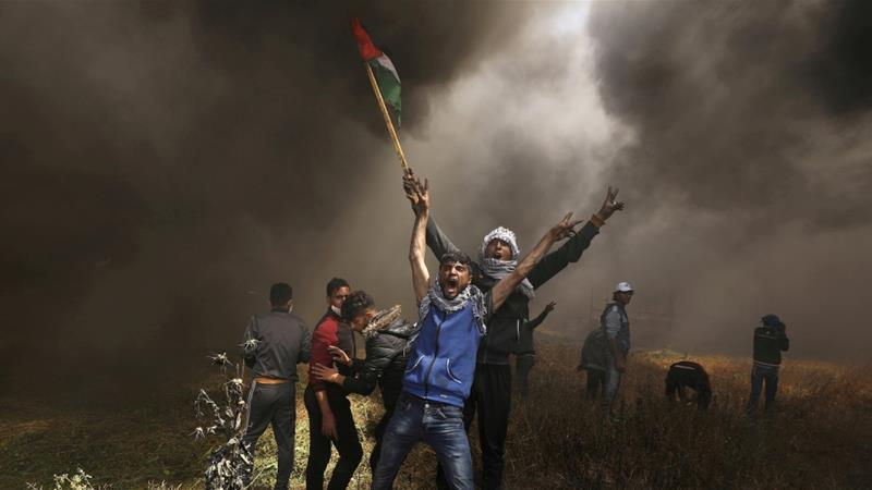 What Palestinians can teach us about popular resistance