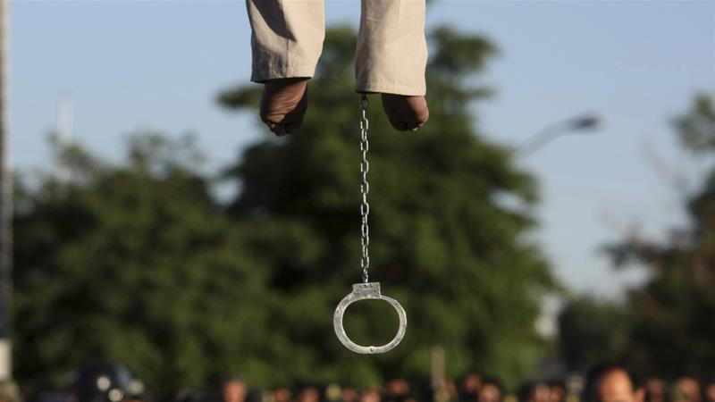 Iran is the top executioner of children in the world, according to Amnesty International [File: Hamideh Shafieeha/Mehr News Agency/AP]
