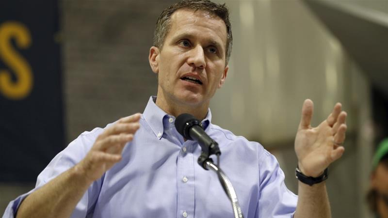 Greitens denies allegations; special committee releases graphic report