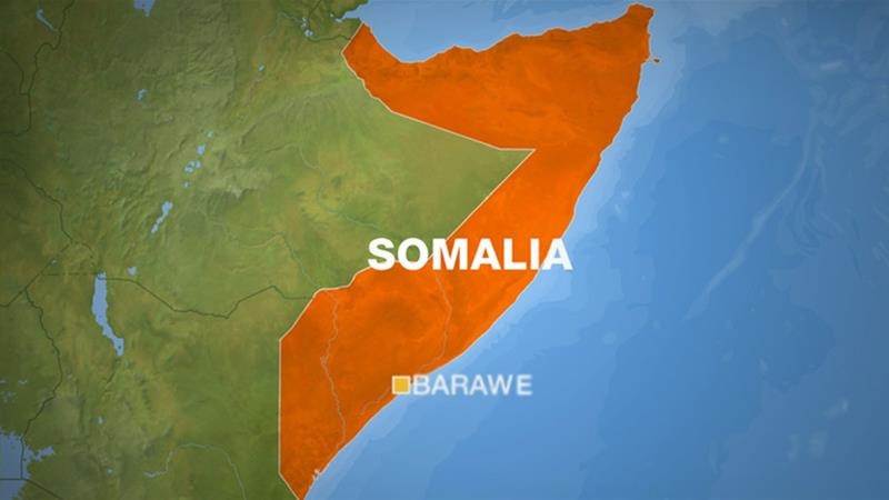 Blast at Somalia stadium kills five football fans