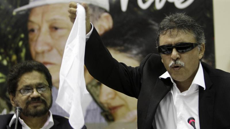 Will the arrest of an ex-FARC leader threaten peace in Colombia?