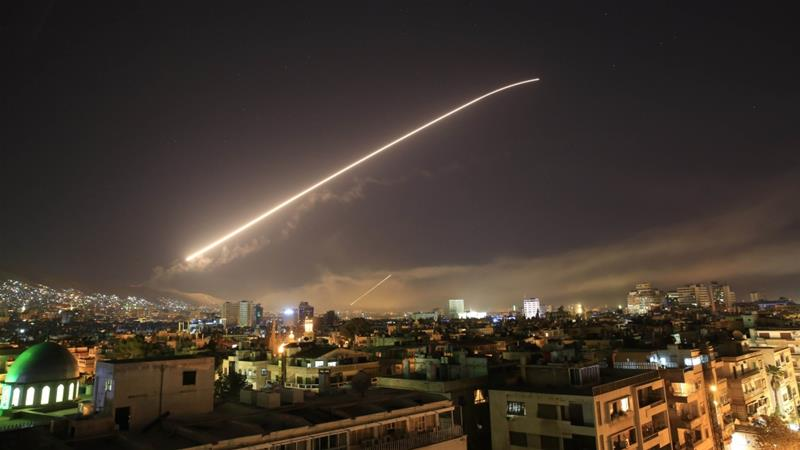 The report did not specify what kind of system would be given to Damascus [Hassan Ammar/AP]
