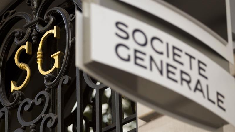 Two branches of Societe Generale in Amman were robbed within 48 hours in January [Ian Langsdon/EPA]