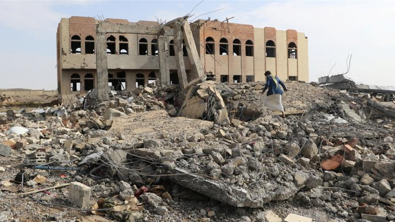 Coalition air raid kills 20 Yemeni civilians