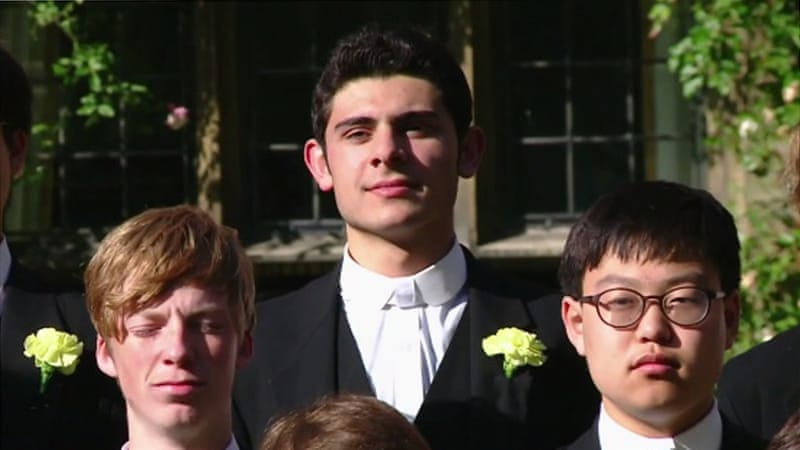 Mohamad at Eton: From Refugee Camp to UK Boarding School
