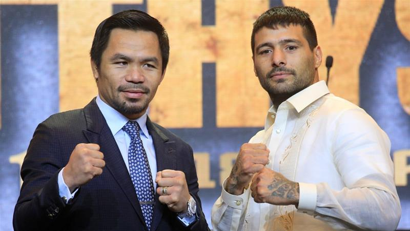 Pacquiao looking to get KO win vs Matthysse