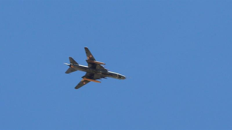 Israel has attacked several military positions in Syria in recent weeks [File: Reuters]