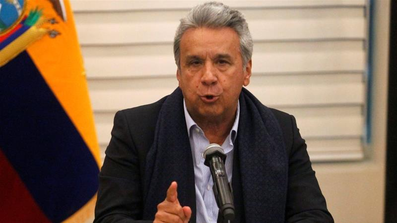 Ecuador to stop hosting Colombia-ELN talks