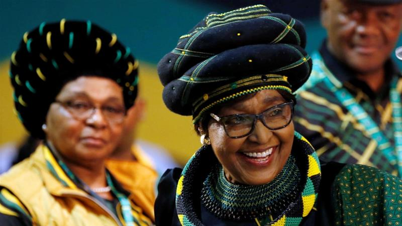 Malema mourns his 'political mother'' Winnie Madikizela-Mandela