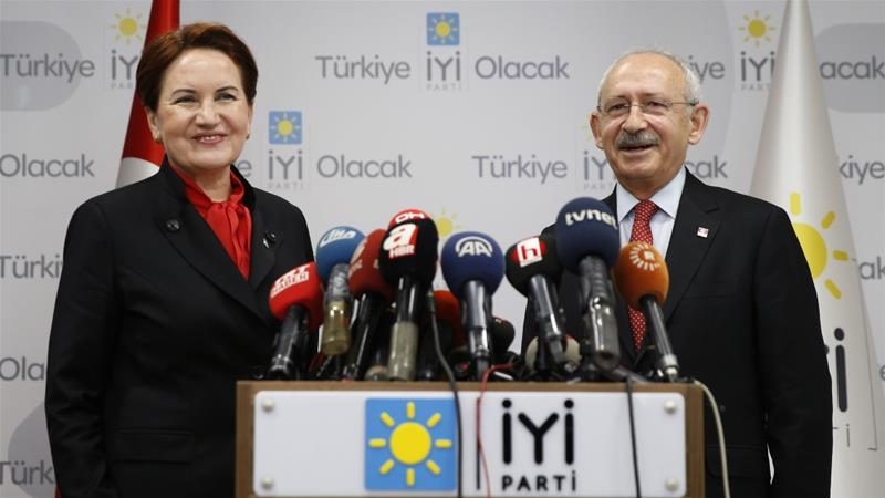 Turkey's main opposition parties ready for snap elections