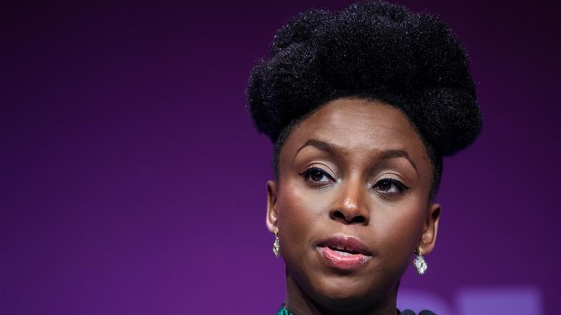 Nigerian author Chimamanda Ngozi Adichie said last week she was sexually assaulted at age 17 by a 'powerful man in the media' [Jack Taylor/Getty]