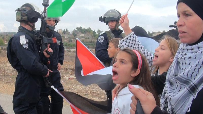 Palestinians: Stories of resistance