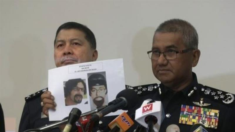 Malaysia releases photo of suspect in Palestinian's killing