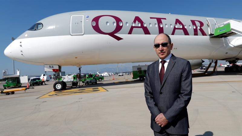 Qatar Airways suffers 'substantial loss'