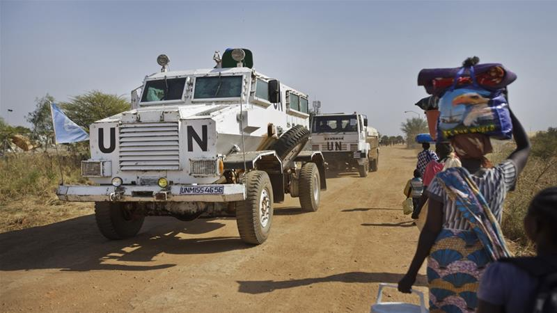 10 aid workers kidnapped in South Sudan
