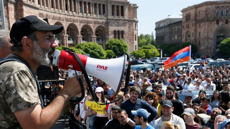 Armenian opposition leader to meet with Russian MPs